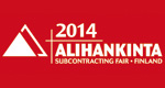 Visit Malaysian Rubber Board Europe @Alihankinta 2014, Tampere, Finland. Stand A1134