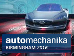 TARRC and Rubber Consultants @ Automechanika Birmingham 2016