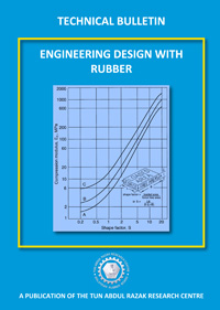 New edition of 'Engineering Design with Rubber' now available from TARRC
