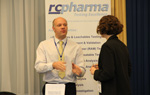 RC Pharma's Mark Perkins at Extractables & Leachables Conference in Vienna