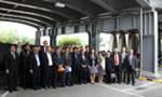 Mayor of Lincoln welcomes Malaysian Delegation to Pelham Bridge