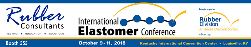 International Elastomer Conference 2018