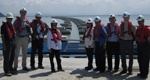 TARRC at the site of the second Penang bridge construction