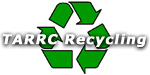 TARRC recycling to reduce its environmental impact